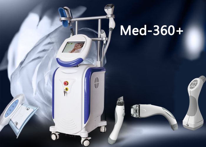 Fat Freezing Cryolipolysis Vacuum Cavitation System Body Slimming Cryolipolysis Vacuum RF