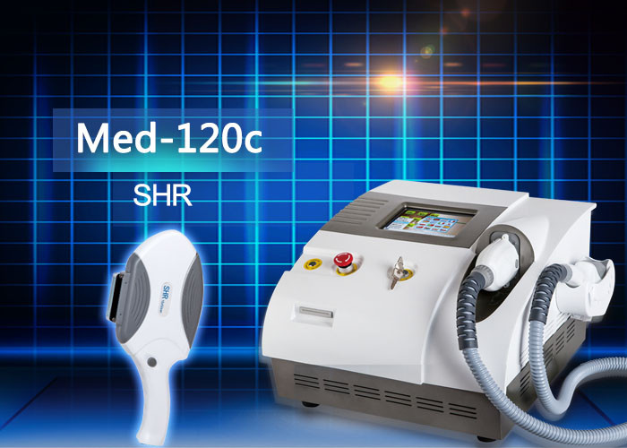 1200W Professional IPL hair removal machine / 1200nm Wavelength IPL Beauty Equipment for beauty salon use