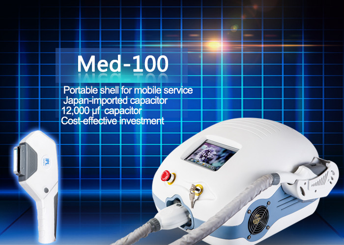 2017 KES NEW factory portable Beauty salon Hair Removal IPL Beauty Equipment MED-100