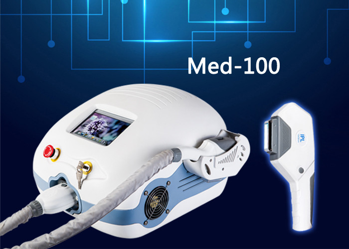 Home Laser Hair Removal Machines IPL Beauty Equipment Permanent , ISO13485