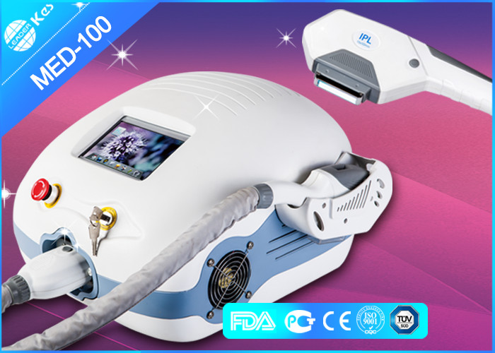 Porable IPL Hair Removal Machines Clinic Salon Device With One Handle