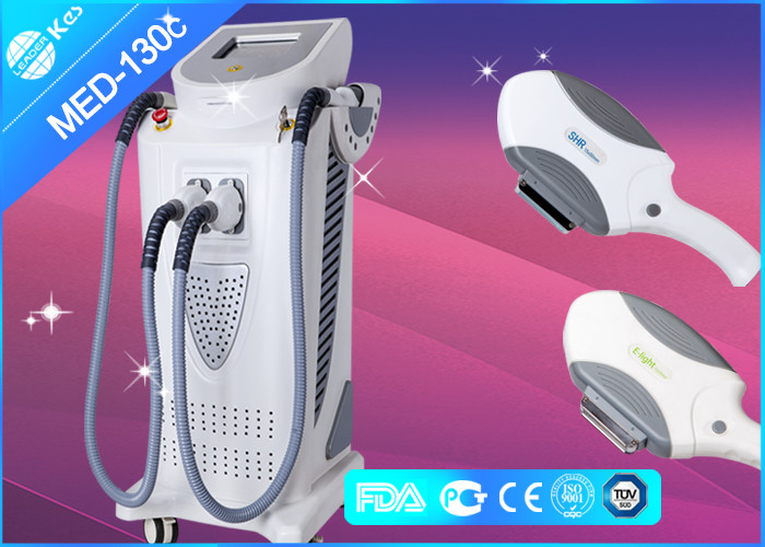 Pain Free Frequency SHR IPL Hair Removal Machine For Pigmented Lesions