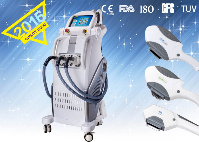 IPL Pigmentation Removal Multifunction Beauty Machine with Wavelength 530 / 640