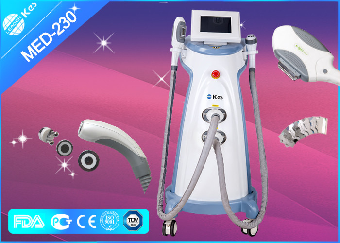 Radio Frequency Skin Beauty Tightening Machine with Circle Water-cooling System