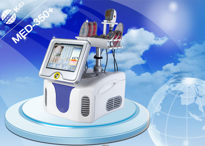 Body Weight Loss Lipo Laser Treatment , Fat Removal Machine For Slimming