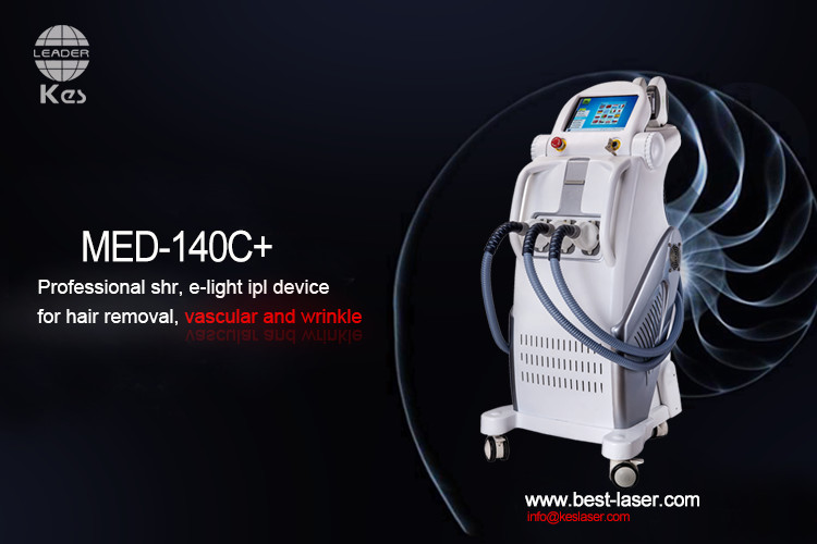 High Effective IPL Beauty Equipment Laser Body Hair Removing Machine For Beauty Salon