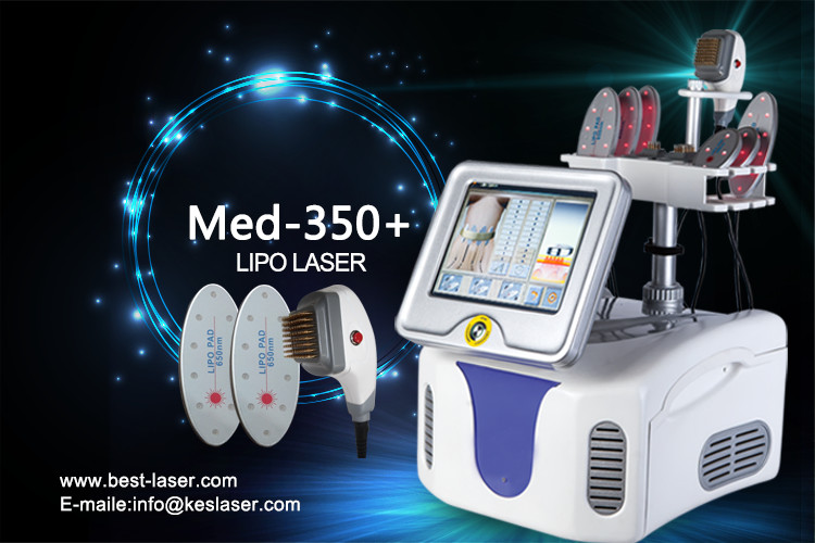 Body Sculpting Lipo Laser Treatment Fat Reduction Machine Wrinkle Removal