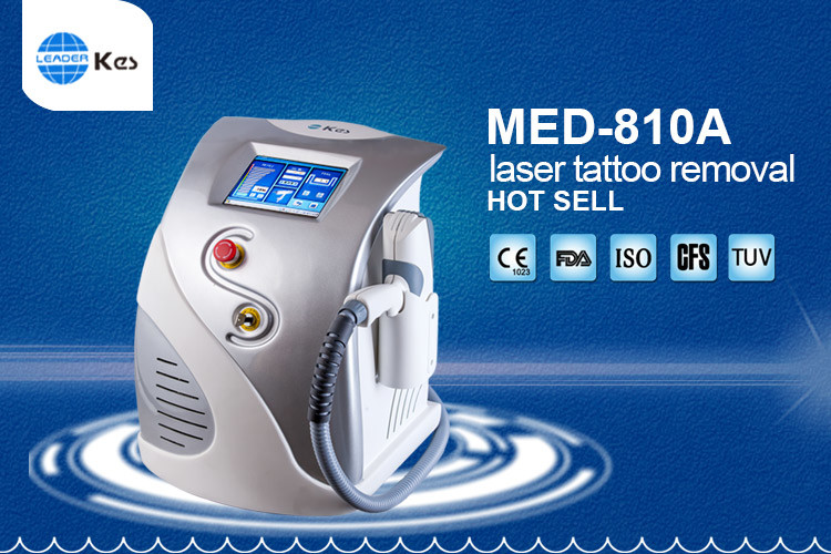 1064nm / 532nm Q-Switched ND YAG Laser