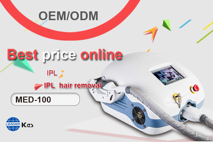 Professtional Singel Handle IPL Hair Removal Machines Clinic Salon Device