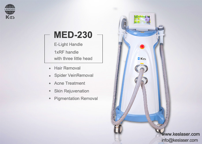 E-Light IPL Beauty Equipment Permanent Laser Hair Removal Machine