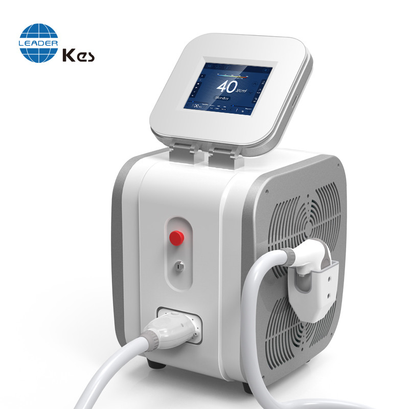 Powerful 808 Laser Hair Removal Device / Tri Wavelength 808nm Hair Removal Machine