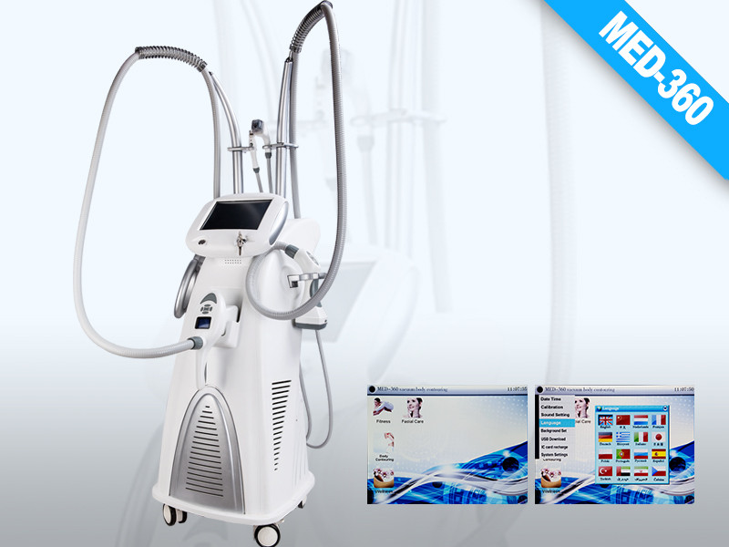 PC Control System Multi Function Workstation Vacuum Slimming System for Wrinkle Removal