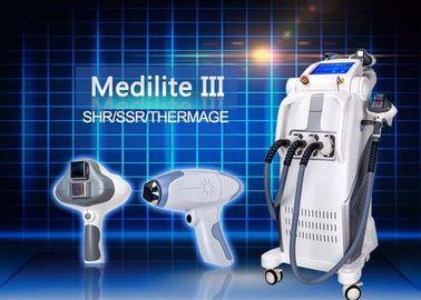 Vertical SHR SSR Thermage Hair Removal / Skin Rejuvenation Machine