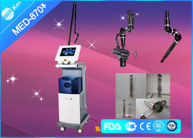 Professional CO2 Fractional Laser Machine USA Coherent Metal Tube Three Mode