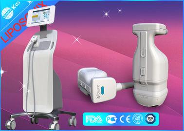 High Intensive Ultrasoic Liposonix HIFU Machine 4MHZ Body Slimming Machine