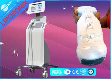 New Liposonix Operation System Ultrasonic HIFU Machine for Cellulite Reduction