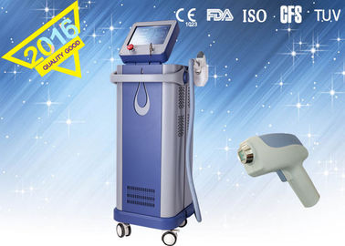 China Medical CE approval Diode Laser Pain Free Hair Removal 808nm Laser factory
