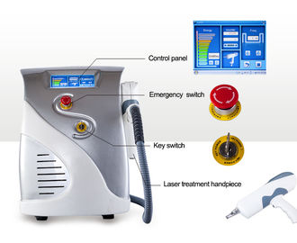 Long Pulse ND YAG Laser Tatoo Removal Mini Washing Machine With Spin Dry Laser Pigment Removal Machine