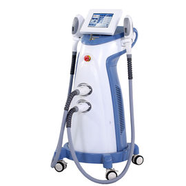 Ipl SHR Hair Removal Laser Equipment With Vascular Therapy / Face Lifting