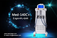 Multifunction IPL Hair Removal Machines SHR 2500W 3 Handles With Germany Welded Lamp