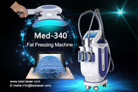 Rapidly Slimming Cryolipolysis Machine / 2 Handles Fat Freezing Machine MED-340