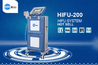 Professional Wrinkle Removal HIFU Machine , Clinic Salon Use HIFU Face Lift Machine