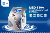 q-switch nd yag laser 1064/532nm touch screen for laser scar removal machine med-810a