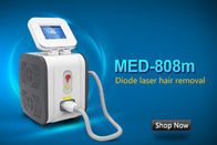 Professional Painless 808 Nm Diode Laser Hair Removal Machine CE / ISO13485